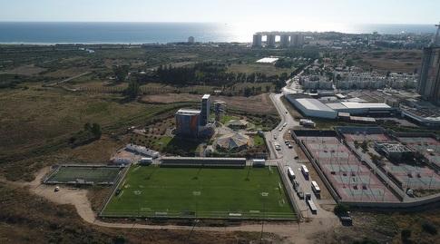אצטדיון נוער עכו (מדינת הכדורגל) (מערכת ONE)