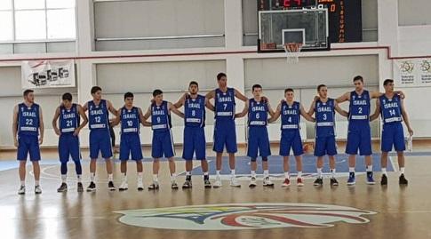 נבחרת הנוער (איגוד הכדורסל)