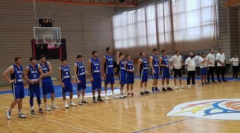 נבחרת הנוער של ישראל נגד איסלנד (דוברות איגוד הכדורסל) (מערכת ONE)