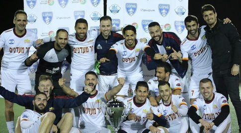 קבוצת המקסיקני - מחזיקת הגביע שנת 2018 (מדינת הכדורגל)