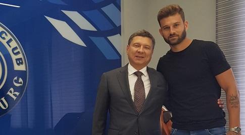 אדי גוטליב והנשיא של אורנבורג (fc orenburg)