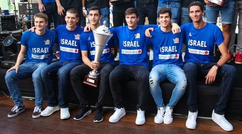 שחקני נבחרת העתודה של ישראל (איציק בלניצקי)