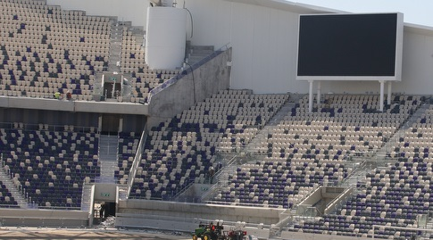 שער 11 אצטדיון בלומפילד 11.8 (שחר גרוס)