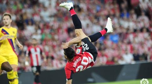 אדוריס מבקיע במספרת (La Liga)