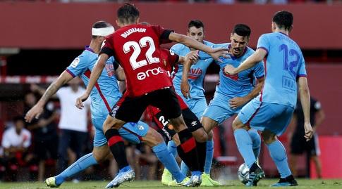 בודימיר נאבק בשחקני אייבר (La Liga)