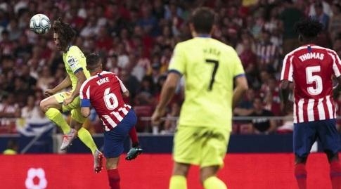 קוקורייה מעל קוקה (La Liga)