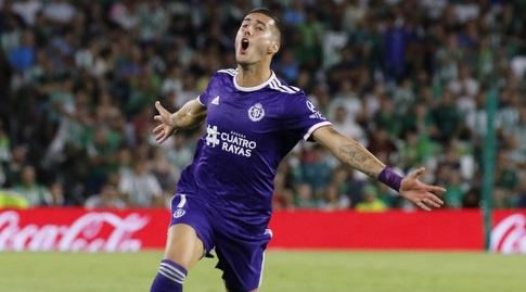 סרג'י גווארדיולה חוגג (La Liga)