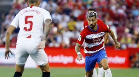 אלברו ואדייו עם הכדור (La Liga)