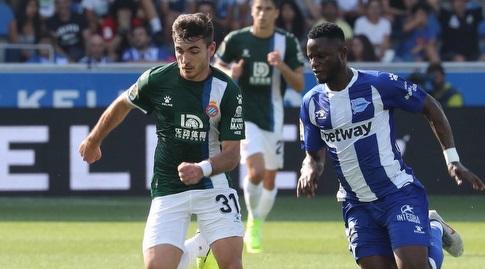 ויקטור קמפוזאנו אחרי הכדור (La Liga)