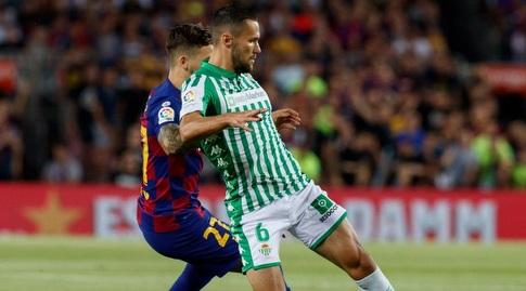 אלפונסו פדראסה מוסר (La Liga)