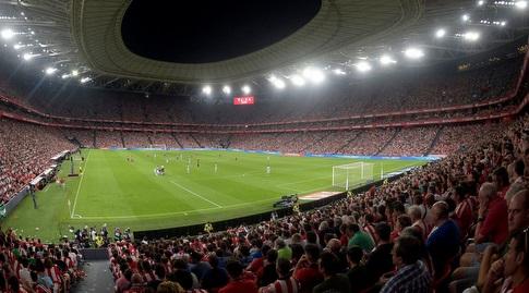 אצטדיון הסן ממס (הטוויטר הרשמי של בילבאו)