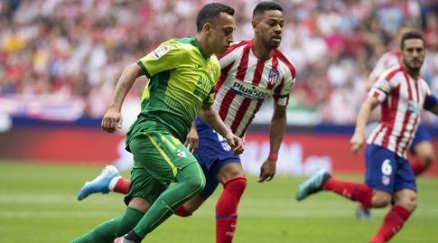 רנאן לודי מול פביאן אוריאנה (La Liga)