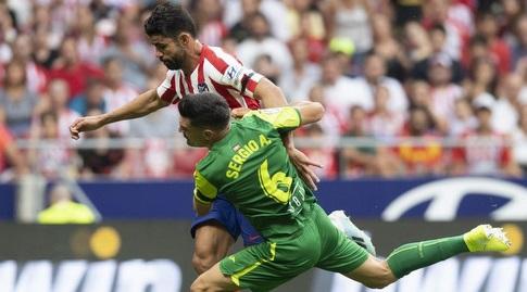 דייגו קוסטה מול סרחיו אלברס (La Liga)