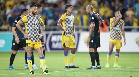 במחזור השני הגיעה המעידה הראשונה, עם 0:0 מול בני יהודה (רדאד ג'בארה)