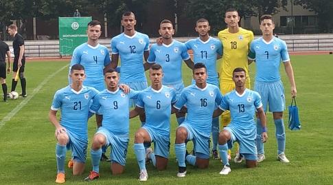 נבחרת הנערים של סלאח חסארמה (ההתאחדות לכדורגל)