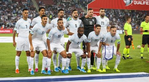 שחקני נבחרת ישראל (איציק בלניצקי)