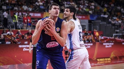 ניקולה יוקיץ' מול טייאבק גאליצי (FIBA)