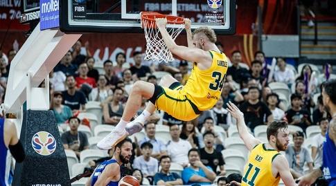 ג'וק לנדייל (FIBA)