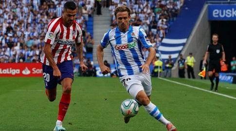 נאצ'ו מונריאל מול ויטולו (La Liga)
