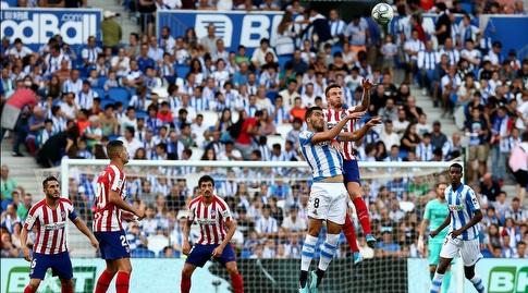 סאול ניגס מול מיקל מרינו (La Liga)