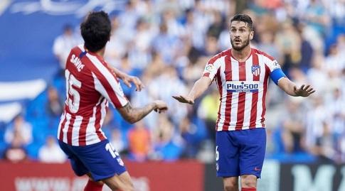קוקה עם סטפן סאביץ' (La Liga)