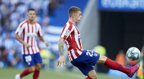 קיראן טריפייר עם הכדור (La Liga)