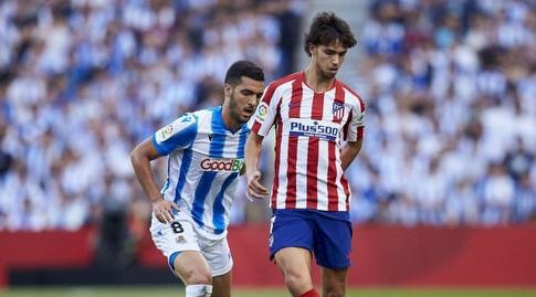 ז'ואאו פליקס מול מיקל מרינו (La Liga)