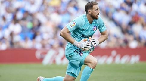 יאן אובלק עם הכדור (La Liga)
