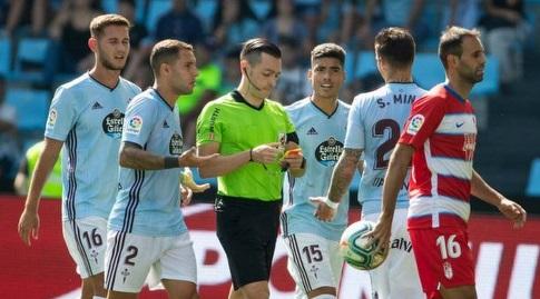 שחקני סלטה ויגו באים בטענות לפרייטו (La Liga)