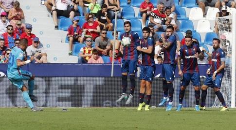פדרו לאון בועט (La Liga)