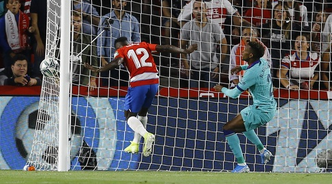 רמון עזיז כובש (La Liga)