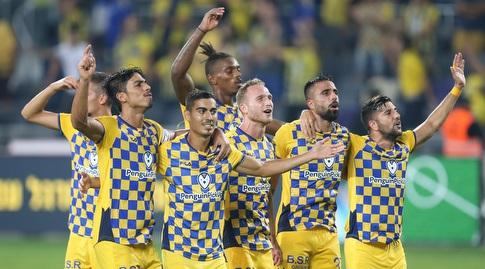 וזה המשיך עם 0:1 נוסף, הפעם על מכבי חיפה (רדאד ג'בארה)