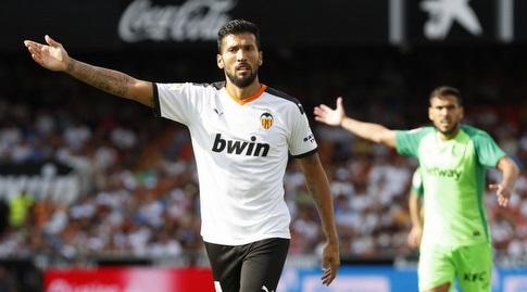 אסקייל גאראי מאוכזב (La Liga)