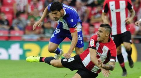 מאנו גארסיה. נשאר כחול (La Liga)