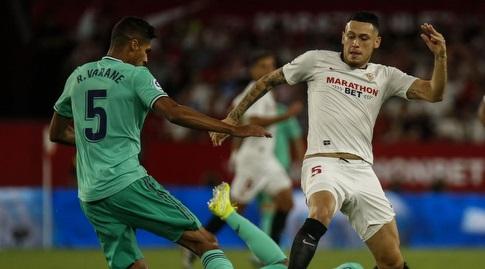 לוקאס אוקאמפוס מול רפאל וראן (La Liga)