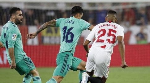 פרננדו מול חאמס רודריגס (La Liga)