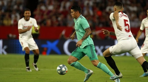 לוקאס אוקאמפוס מול חאמס רודריגס (La Liga)