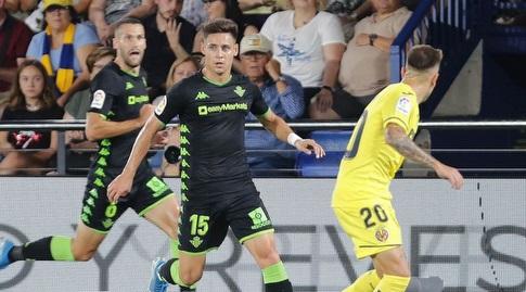 אלכס מורנו עם הכדור (La Liga)