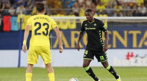 וויליאם קרבאליו מול מוי גומס (La Liga)