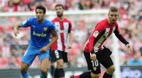 איקר מוניאין ודני פארחו (La Liga)