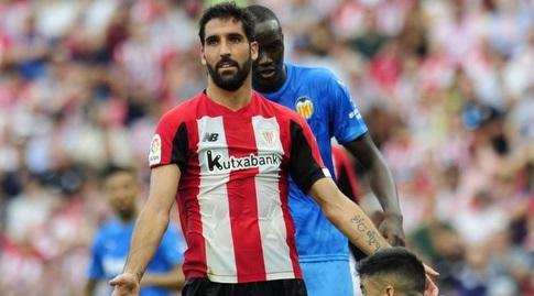 ראול גארסיה מאוכזב (La Liga)
