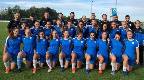 נבחרת הנערות של ישראל עד גיל 19 (ההתאחדות לכדורגל)