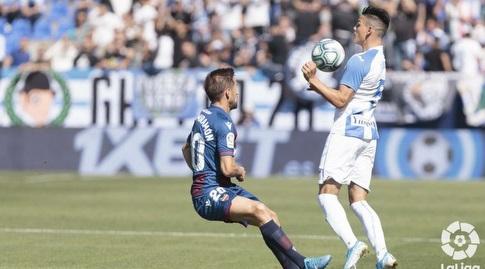 ג'ונתן סילבה מול חורחה מיראמון (La Liga)