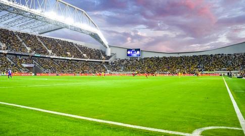 אצטדיון בלומפילד (חגי מיכאלי)