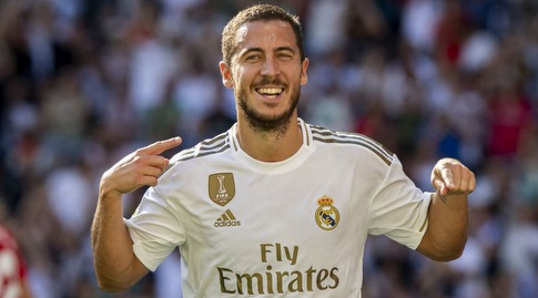 אדן הזאר. ריאל צריכה אותו (La Liga)