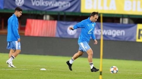 ביברס נאתכו באימון באוסטריה (ההתאחדות לכדורגל (מערכת ONE)