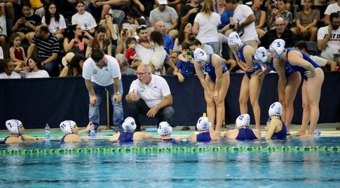 נבחרת הנשים של ישראל בכדורמים (פטריסיה בן עזרא)