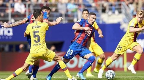 אנאיץ ארבייה עם הכדור (La Liga)