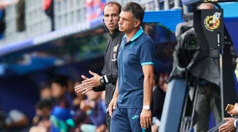 חוסה לואיס מנדיליבר. משחק שירצה לשכוח (La Liga)