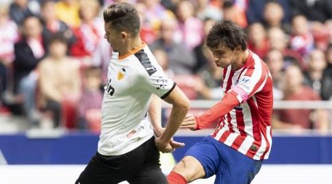 ז'ואאו פליקס בועט. חוסר מזל משווע (La Liga)